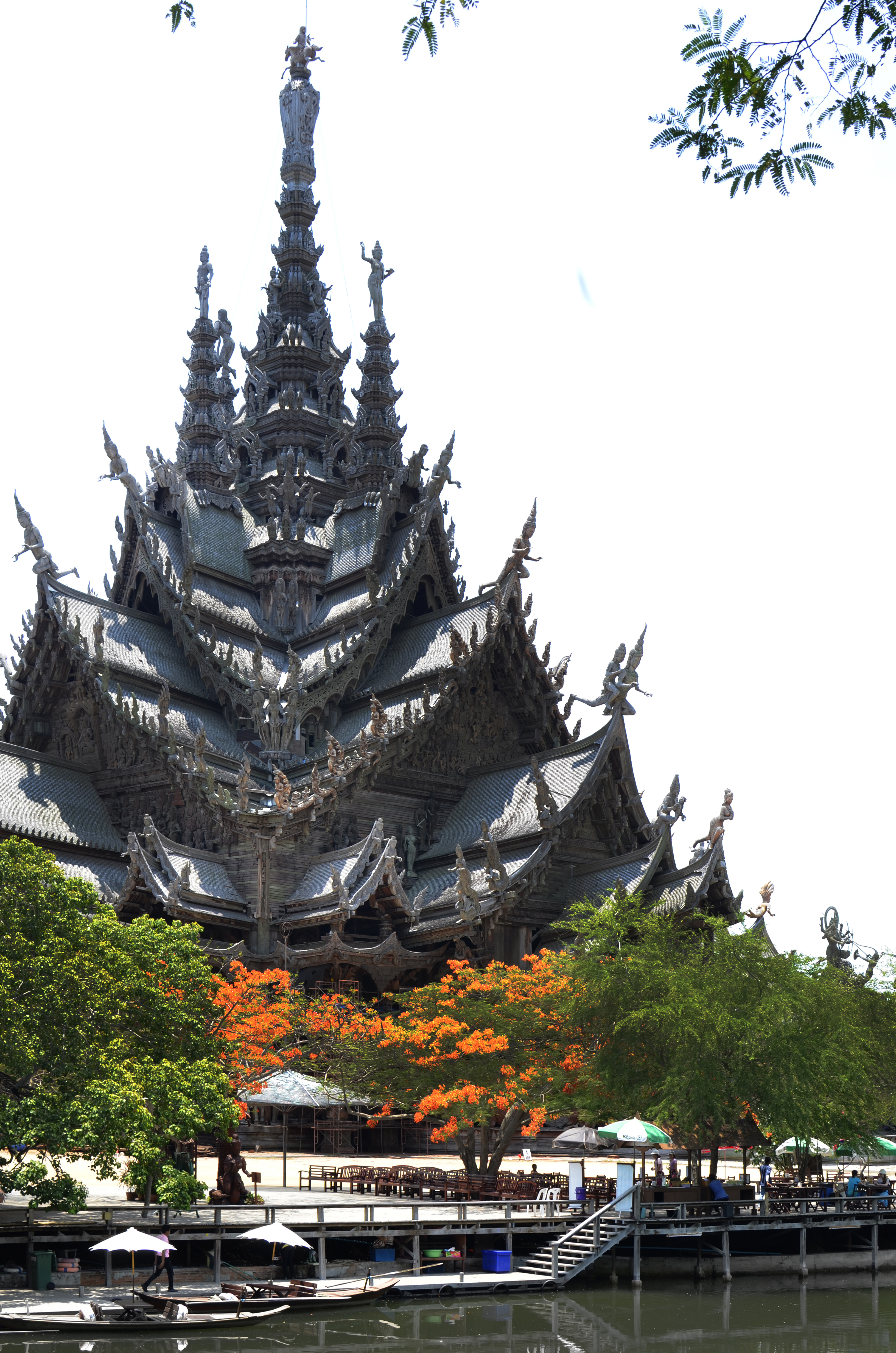 Pattaya and the Sanctuary of Truth